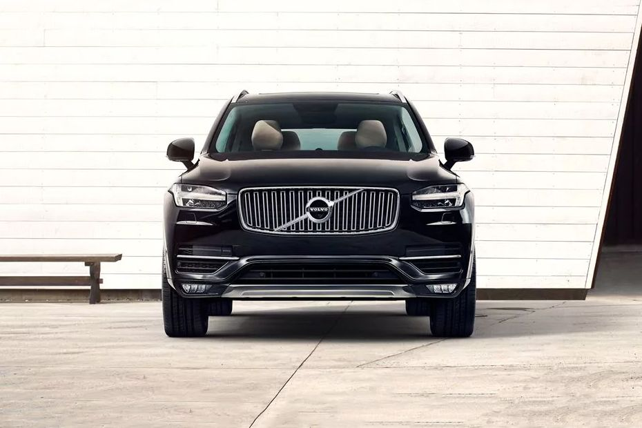 Full Front View of XC90