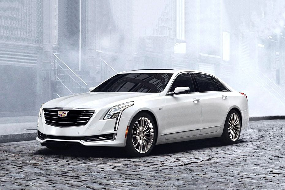 Cadillac CT6 Images