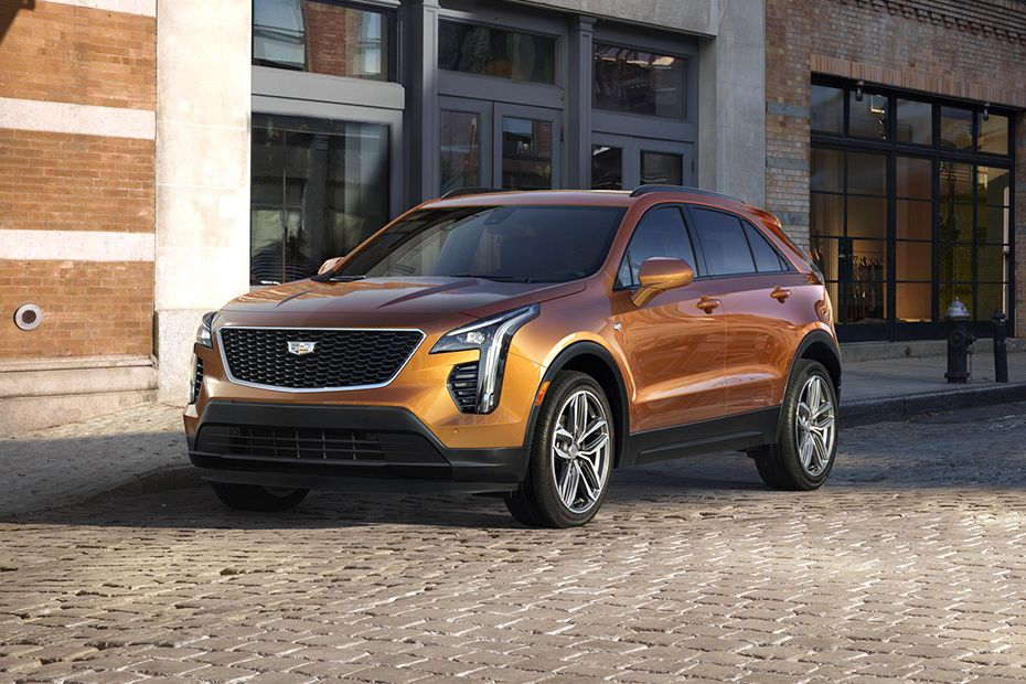 XT4 Front angle low view