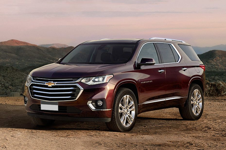 Chevrolet Traverse Images