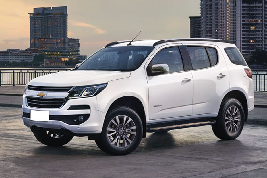 Chevrolet Trailblazer Images