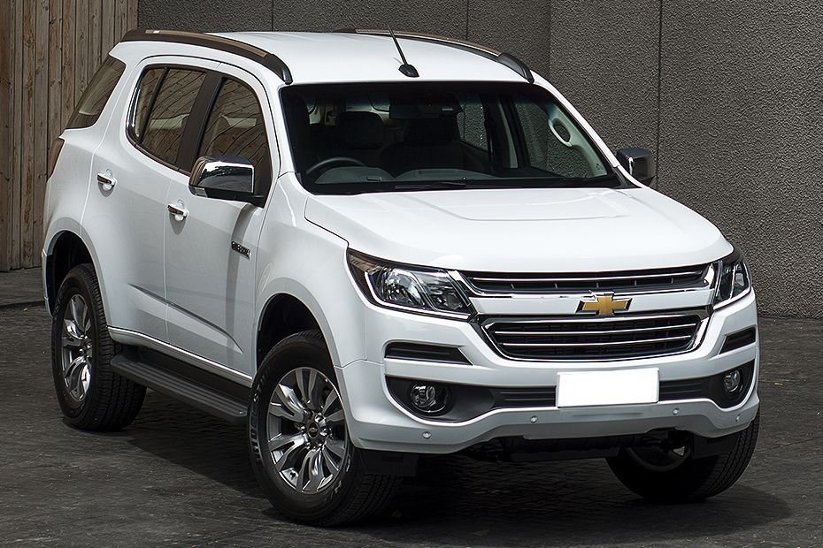 Chevrolet Trailblazer Colors