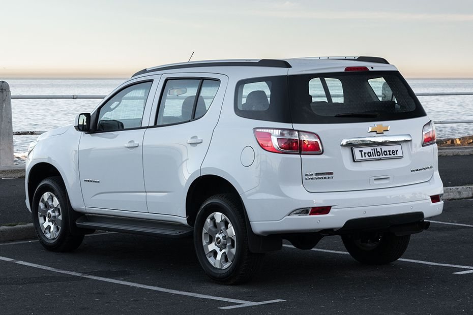 Chevrolet Trailblazer Videos