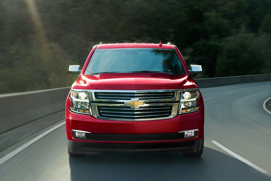Chevrolet Tahoe Images