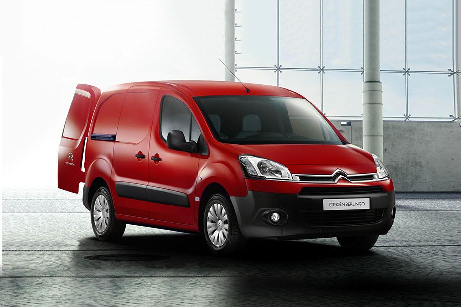 Citroen Berlingo Colors