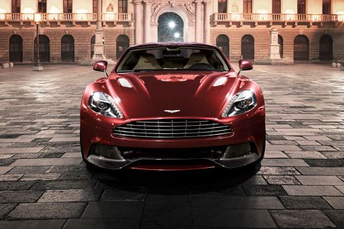 Full Front View of Vanquish