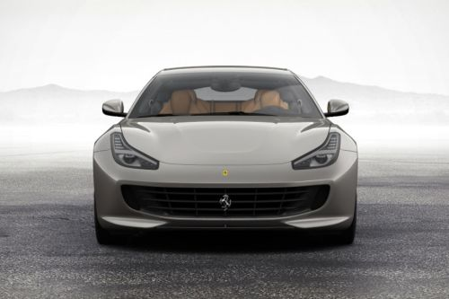 Full Front View of GTC4Lusso T