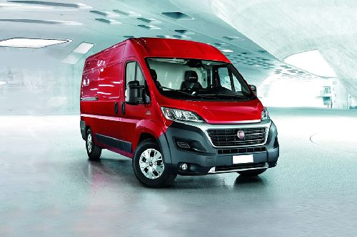 Ducato Front angle low view