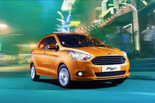 Ford Figo Front Medium View