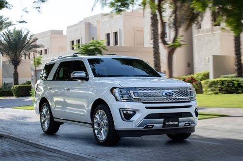 Ford Expedition 2019 Front Medium View