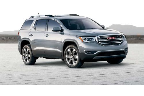 GMC Acadia Front Medium View