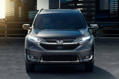 Full Front View of CR-V
