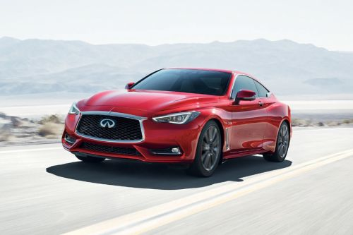 Q60 Front angle low view