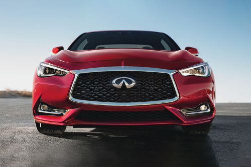 Full Front View of Q60