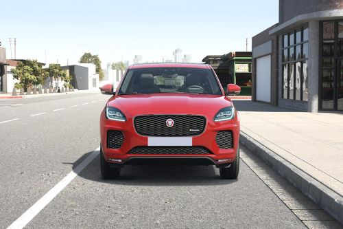 Full Front View of E-Pace