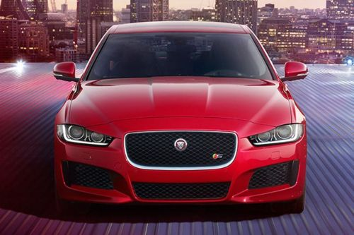 Full Front View of XE