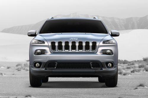 Full Front View of Cherokee