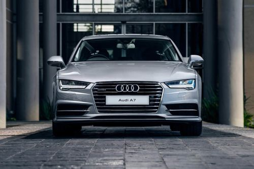 Full Front View of A7