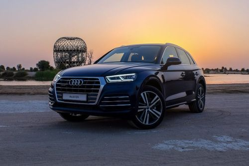 Audi Q5 Side Medium View