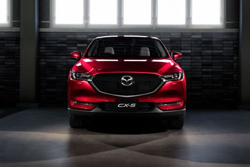 Full Front View of CX-5