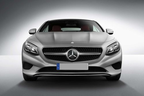 Full Front View of S-Class Coupe