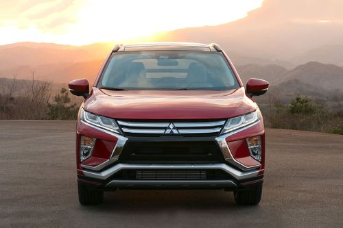 Full Front View of Eclipse Cross