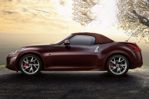 370Z Roadster Side view
