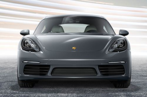 Full Front View of 718