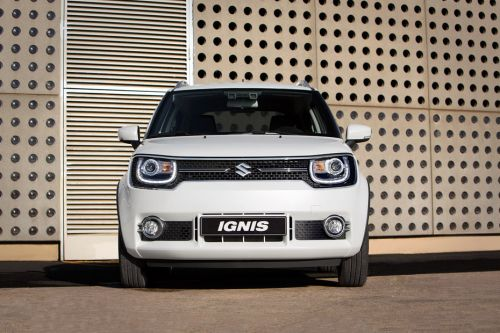 Full Front View of Ignis