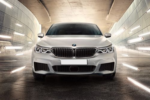 Full Front View of 6 Series Gran Turismo