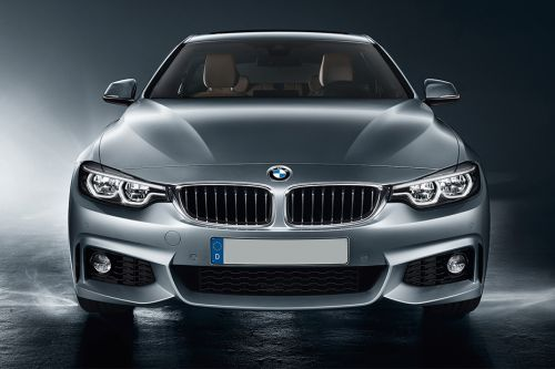 Full Front View of 4 Series Gran Coupe