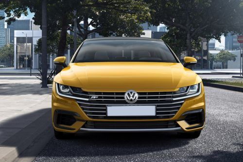 Full Front View of Arteon