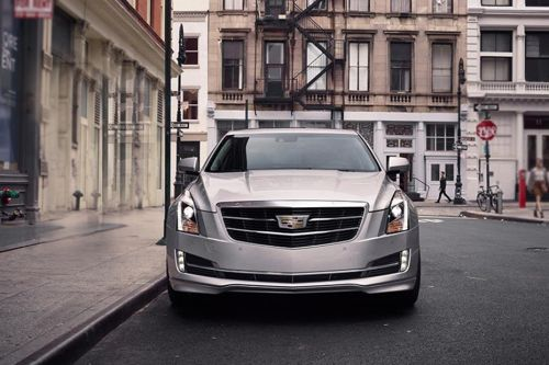 Full Front View of ATS