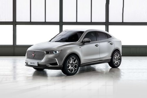 BX6 Front angle low view