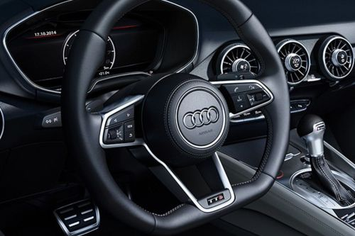 Audi Tts Coupe Images View Complete Interior Exterior Pictures